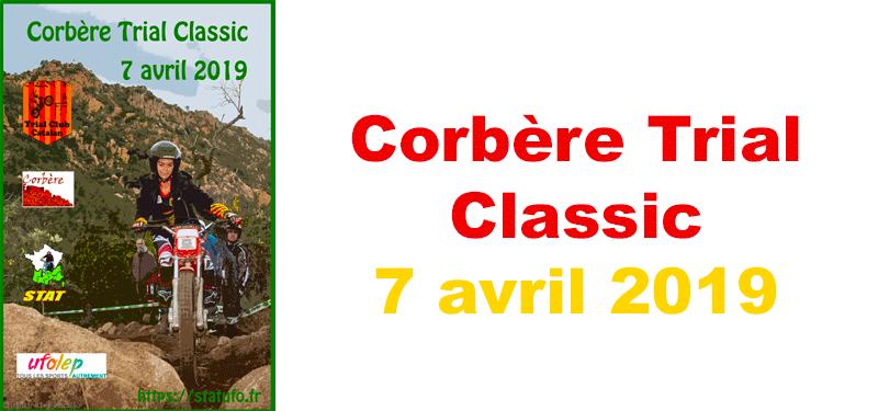 Corbère Trial Classic
