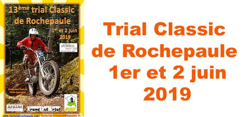 Trial Classic de Rochepaule