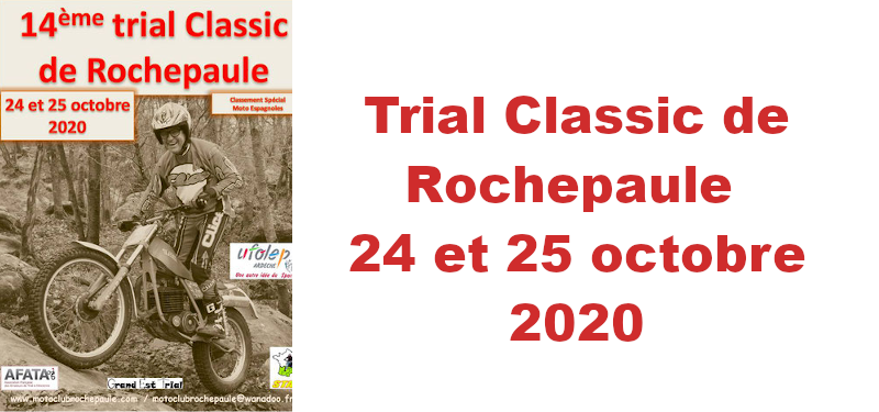 Rochepaule Trial Classic